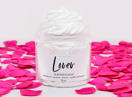 Lover Whipped Soap