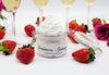 Strawberries and Champagne Whipped Sugar Scrub
