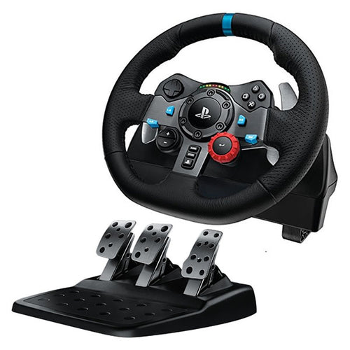 VOLANTE LOGITECH G29 DRIVING FORCE PC PS4 INCLUYE PEDALES 941-000111