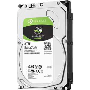DISCO DURO SEAGATE BARRACUDA 3.5 3TB SATA3 6GB/S 5400RPM CACHE 256MB PC ST3000DM007