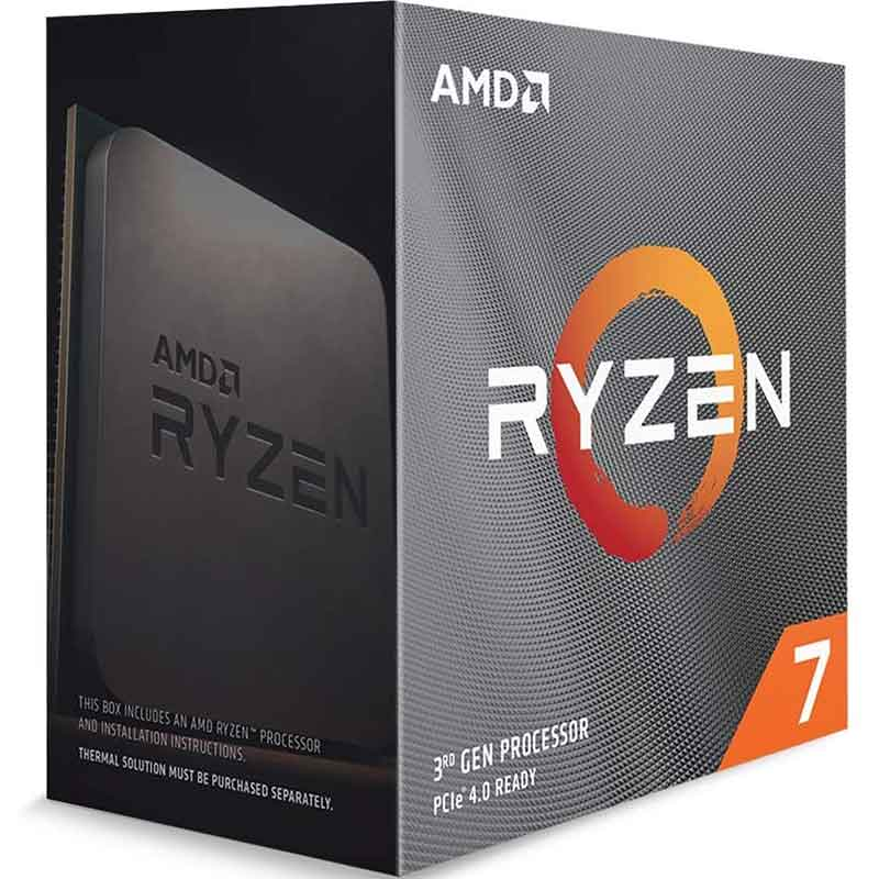 PROCESADOR AMD RYZEN 7 3800XT 8CORE 3.9GHZ AM4 100-100000279WOF