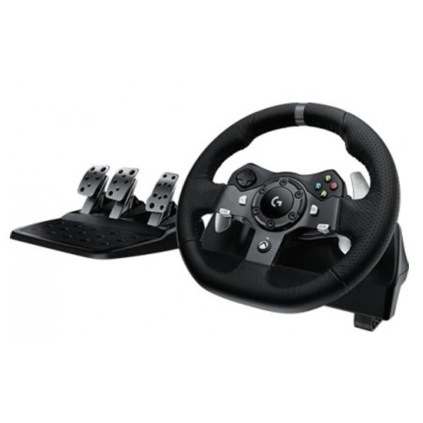 VOLANTE LOGITECH G920 DRIVING FORCE PC XBOX-ONE INCLUYE PEDALES 941-000122