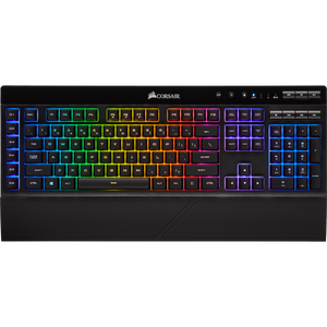 TECLADO MECANICO CORSAIR K57 RGB WIRELESS INGLES CH-925C015-NA