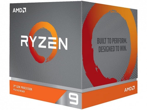 PROCESADOR AMD RYZEN 9 3900X 12 CORE 4.6GHZ, AM4 100-100000023BOX