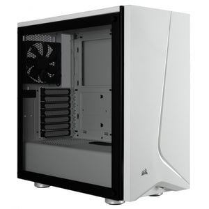 GABINETE CORSAIR SPEC-06 WHITE TG USB 3 ATX CC-9011145-WW