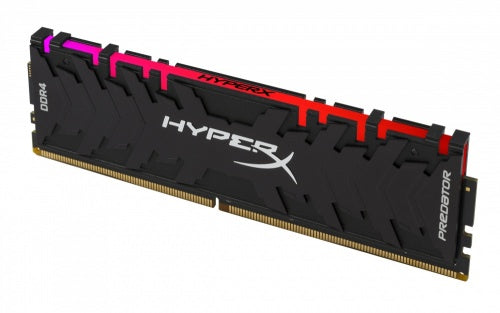 MEMORIA RAM KINGSTON HYPERX PREDATOR 8GB DDR4 4000MHZ CL19 HX440C19PB3A/8