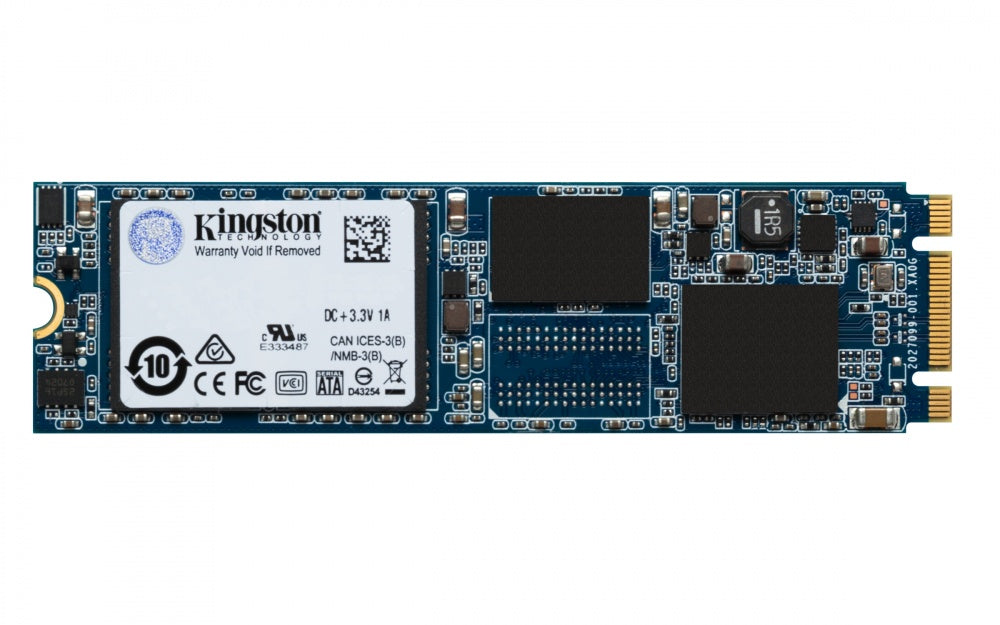 UNIDAD DE ESTADO SOLIDO SSD KINGSTON SUV500M8 120GB M.2 SATA