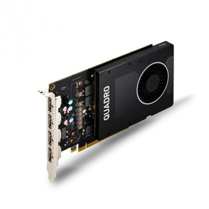TARJETA DE VIDEO PNY QUADRO P2200 5GB DDR5X 160BIT VCQP2200-SB