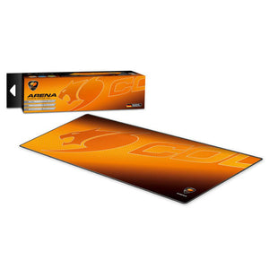 MOUSEPAD COUGAR ARENA COLOR NARANJA