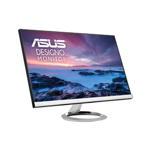 "MONITOR LED ASUS 25"" 1920X1080 FHD IPS 5MS HDMI VGA 3.5MM SPEAKERS COLOR ALUMINIO MX259HS"