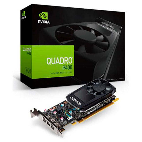 TARJETA DE VIDEO PNY QUADRO P620 2GB/DDR5/128BIT LP VCQP620-ESPPB