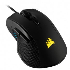 MOUSE CORSAIR IRONCLAW RGB FPS/MOBA 18000 DPI BLACK CH-9307011-NA