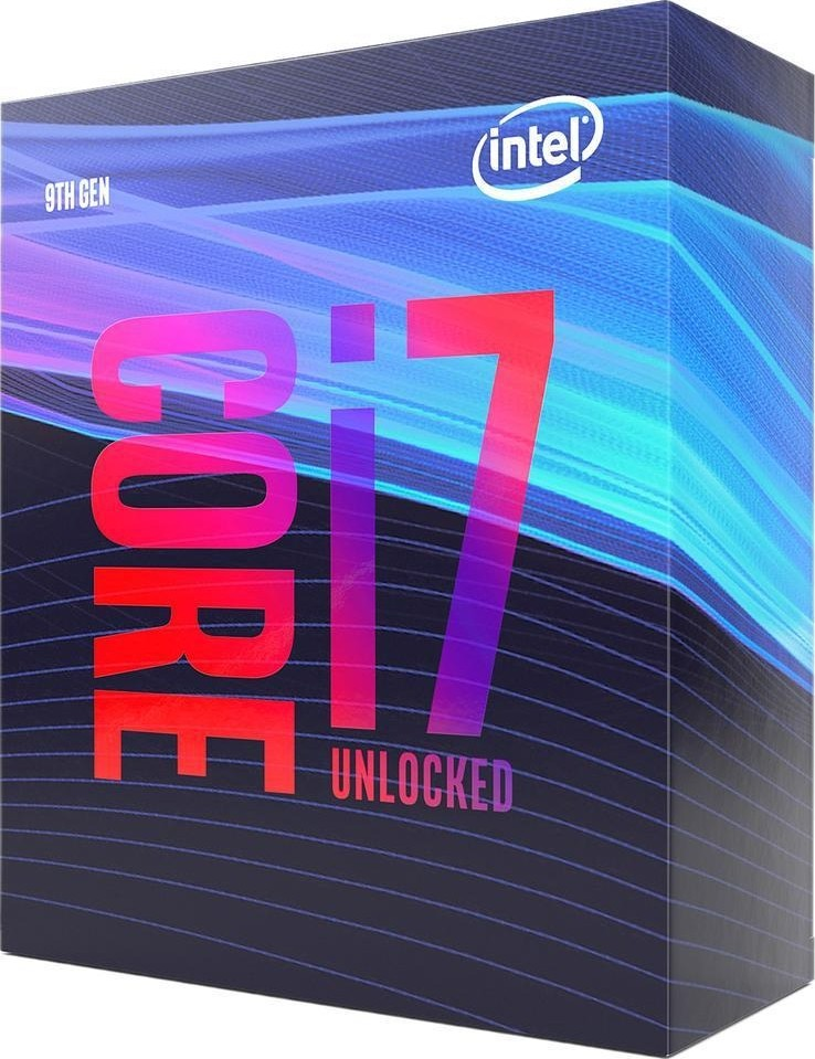PROCESADOR INTEL CORE I7 9700K 1151 3.6 GHZ 12MB 8 CORES GRAFICOS HD 630