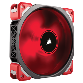 VENTILADOR CORSAIR ML120 LEVITACION MAGNETICA RED LED CO-9050042-WW