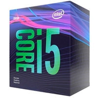 CPU INTEL CORE I5-9400F S-1151 9A GENERACION 2.9 GHZ 6MB 6 CORES SIN GRAFICOS INTEGRADOS