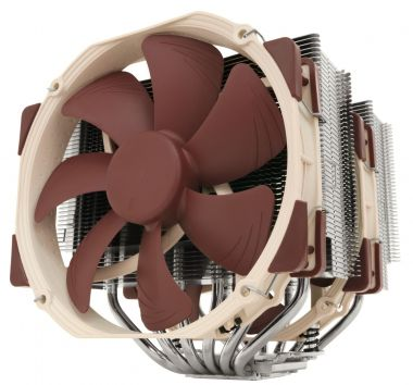 DISIPADOR NOCTUA NH-D15 140MM FAN GRADO INDUSTRIAL COLOR CAFE