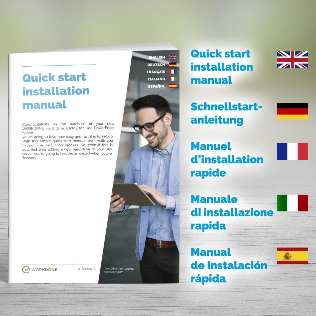 Installation Manual Included
