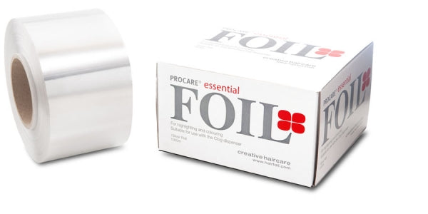 Procare - Essential Range Hair Foils 100mm x 1000m - Silver