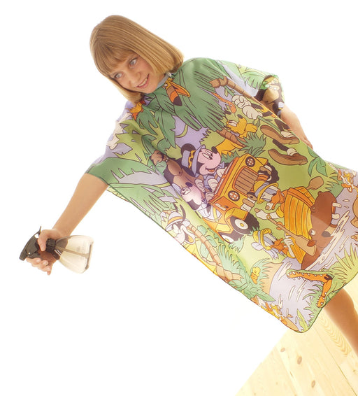 Hair Tools - Childrens Cartoon Gown