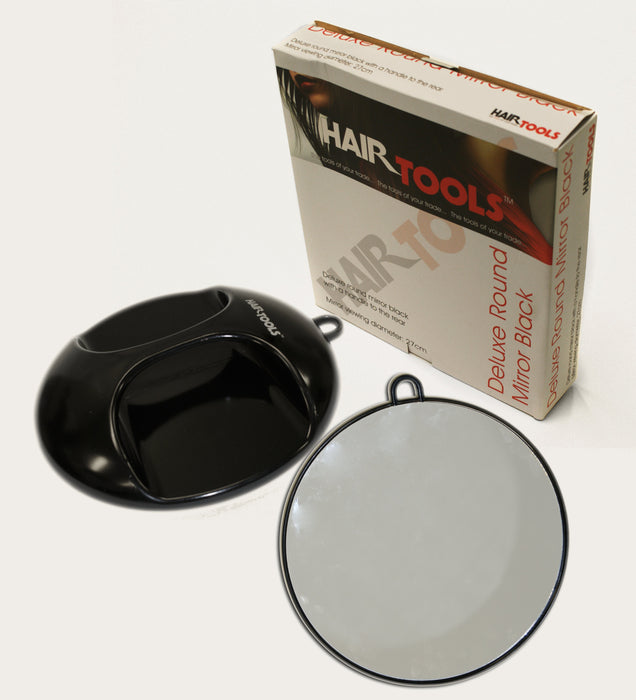 Hair Tools - Deluxe Round Mirror