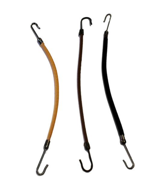 Hair Tools - Bunjee Hooks Brown