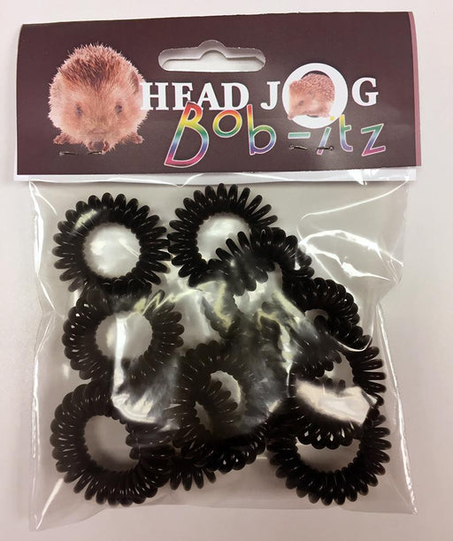 Head Jog - Bob-Itz Brown Pack of 10