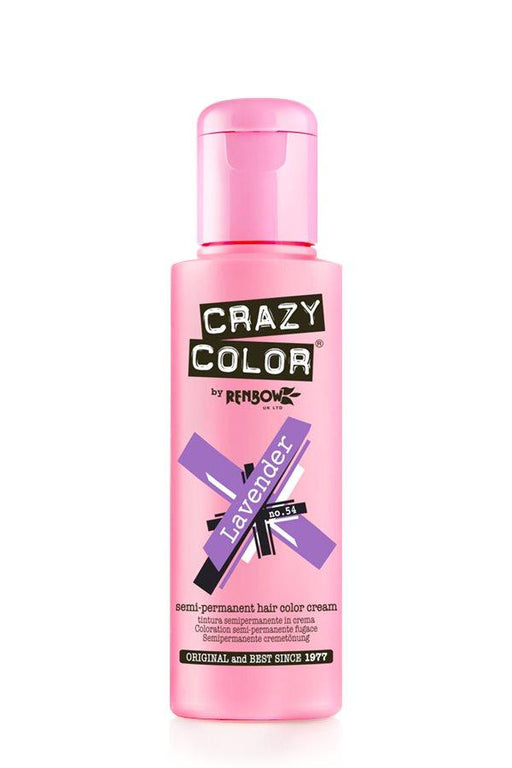 Crazy Color - 54 Lavender 100ml