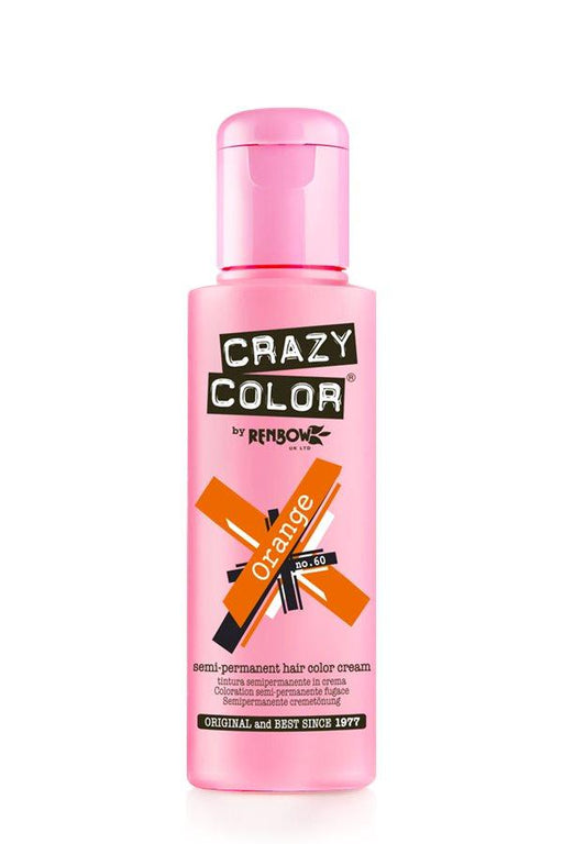 Crazy Color - 60 Orange 100ml