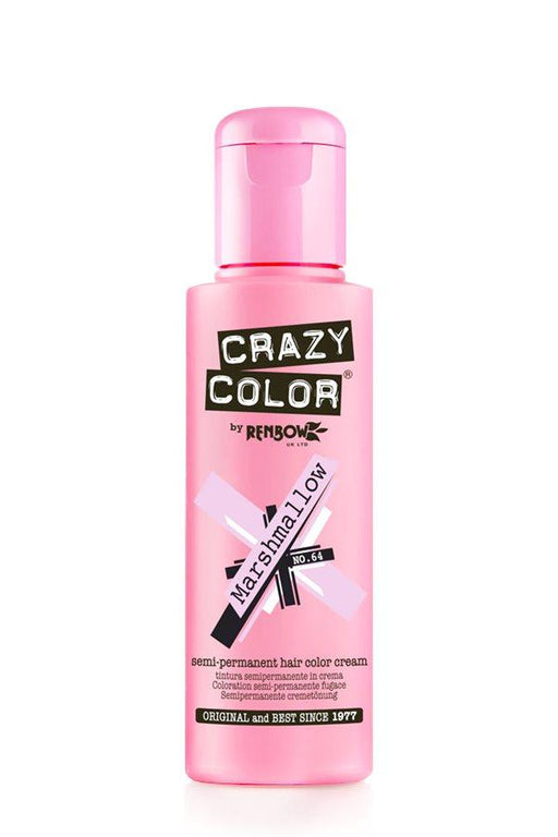 Crazy Color - 64 Marshmallow 100ml