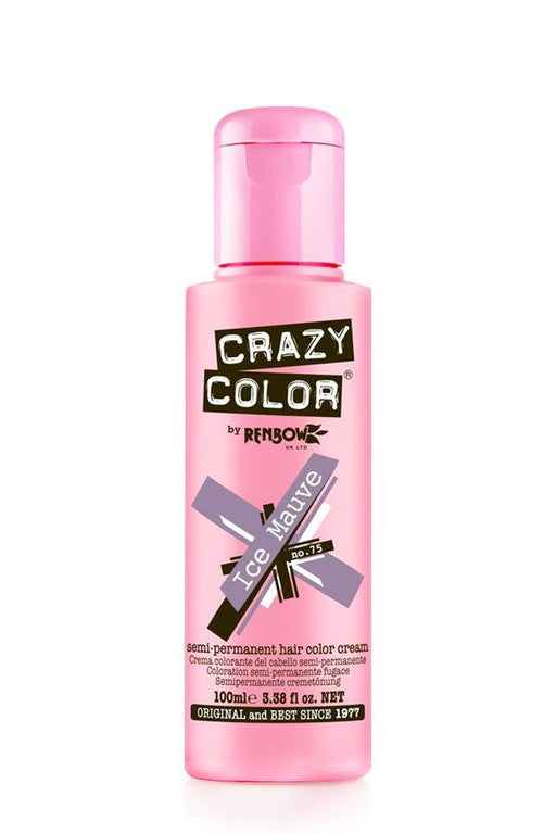 Crazy Color - 75 Ice Mauve 100ml