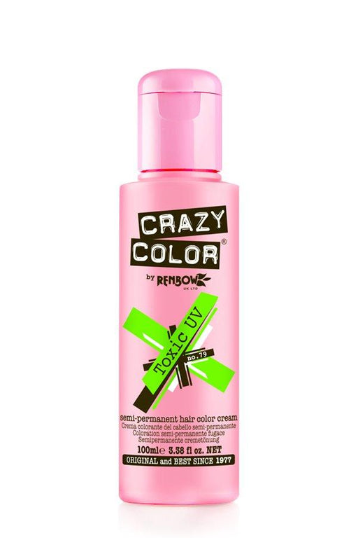 Crazy Color - 79 Toxic UV 100ml