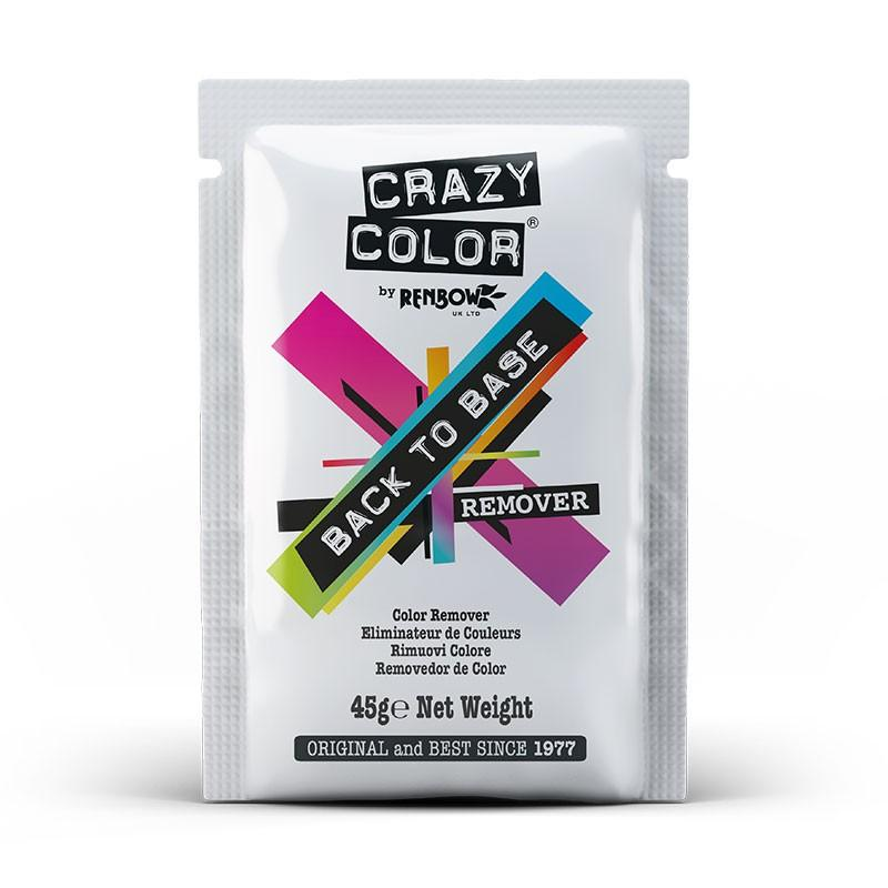 Crazy Color - Back to Base Colour Remover 45g