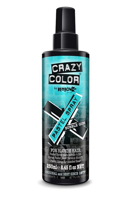 Crazy Color - Pastel Spray Bubblegum 250ml