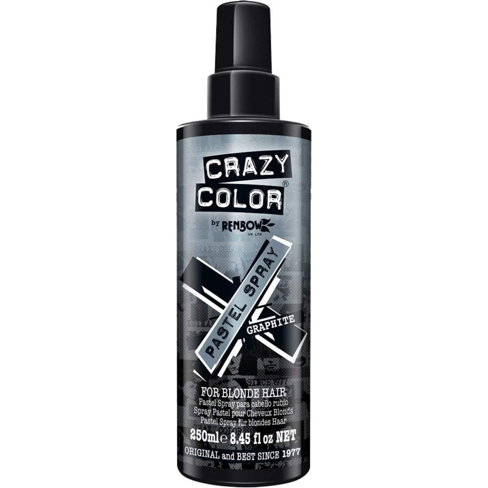 Crazy Color - Pastel Spray Graphite 250ml