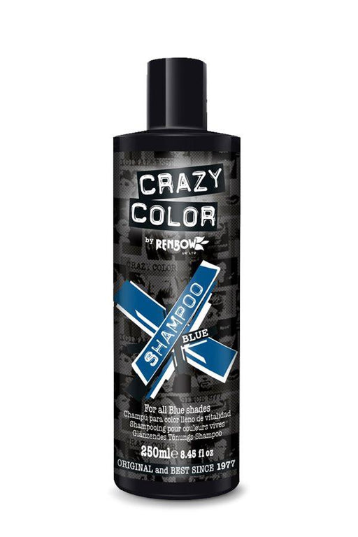 Crazy Colour - Vibrant Colour Shampoo Blue 250ml