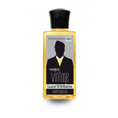 Vines Vintage - Coconut Oil Brilliantine 200ml
