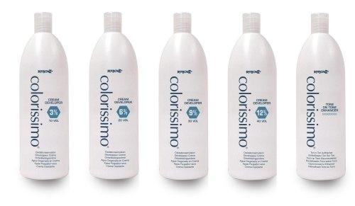 Colorissimo - 20 Volume 6% Cream Developer 1000ml