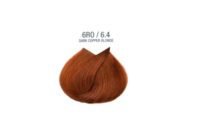 Colorissimo 100ml Hair Dye - Dark Copper Blonde 6.4