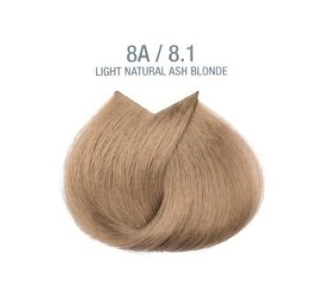Colorissimo 100ml Hair Dye - Light Natural Ash Blonde 8.1