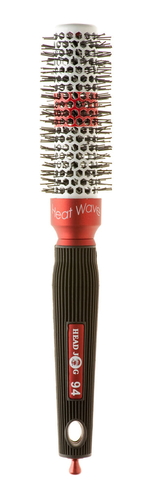 Head Jog 94 - 25mm Heat Wave Radial Brush