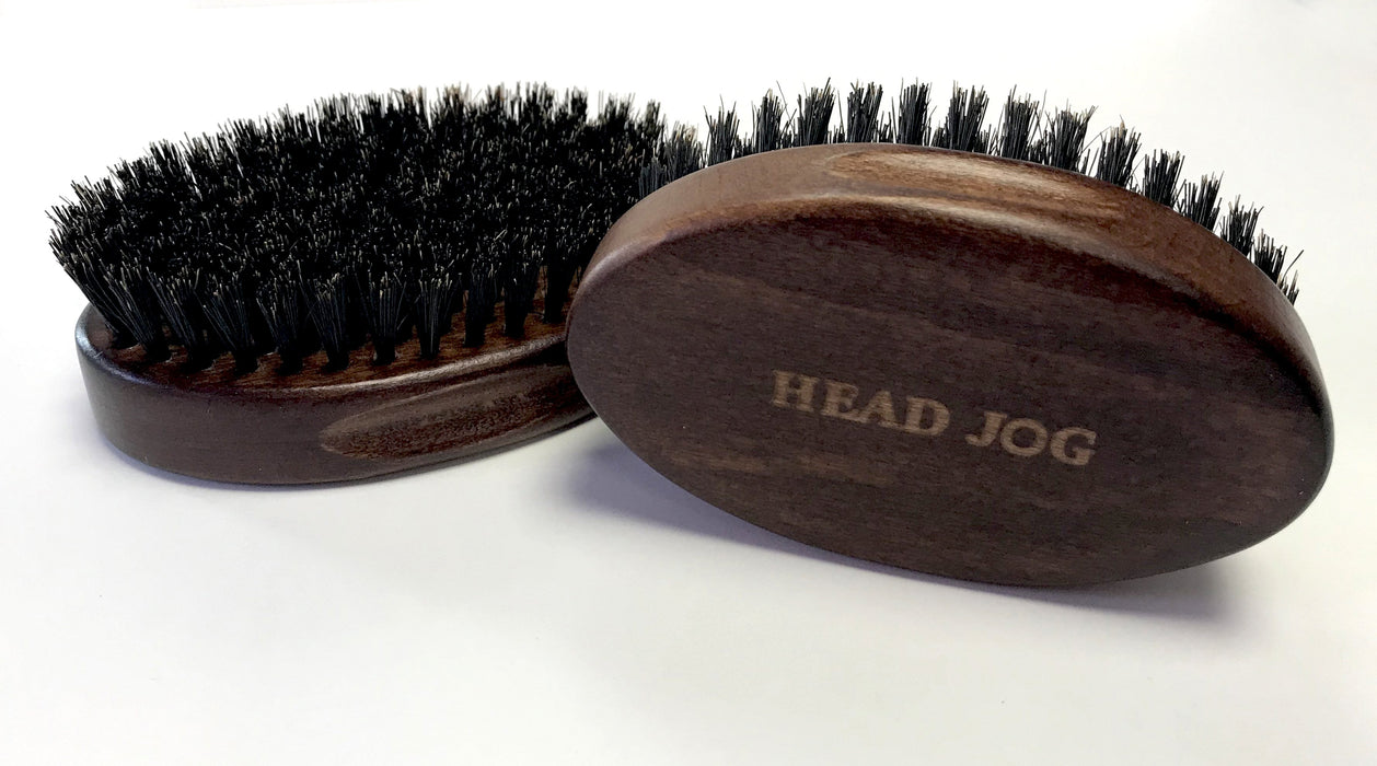 Head Jog - Wooden Beard Brush