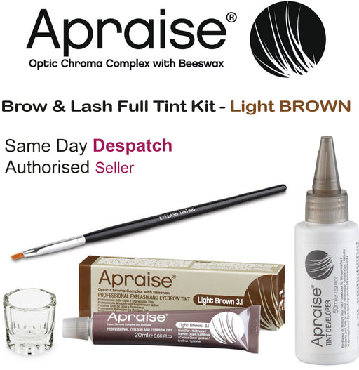 Apraise One Colour Eyelash Starter Kit