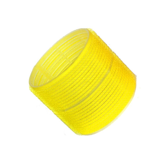 Hair Tools - Jumbo Cling Rollers 66mm Yellow