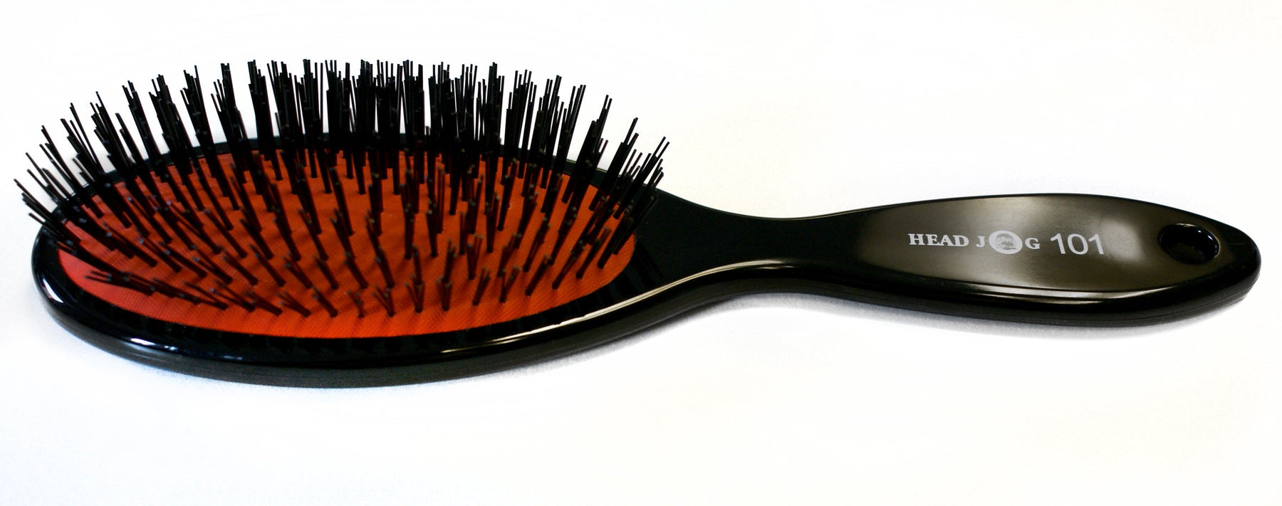 Head Jog 101 - Nylon Bristles Brush