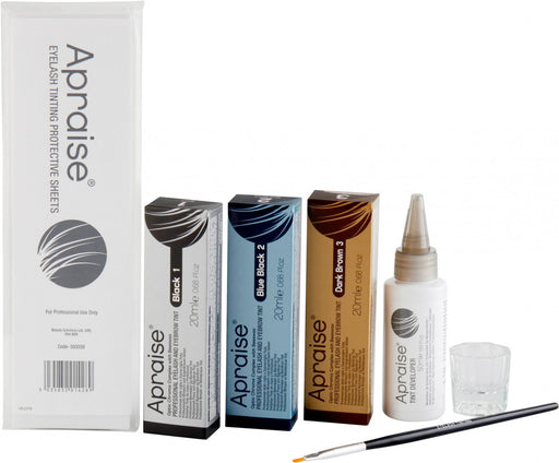Eyelash & Eyebrow Tinting Professional Starter Kit