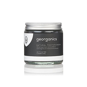 Charcoal Whitening Toothpowder 120ml