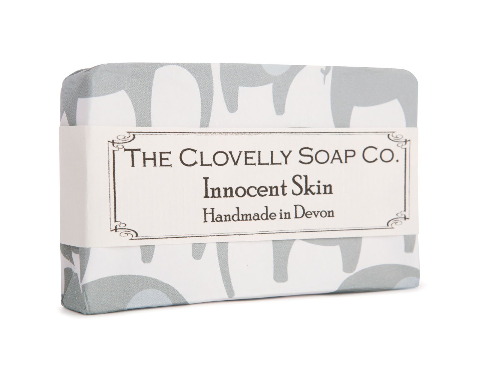 Handmade Scent Free Innocent Skin Natural Soap Bar 100g