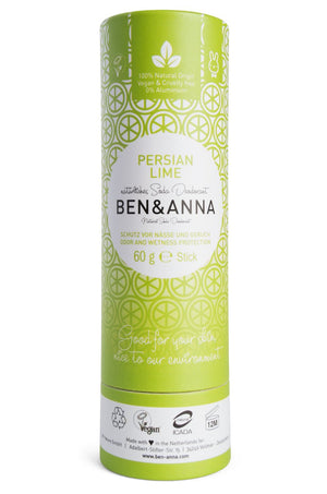 Persian Lime Natural Deodorant - 60g