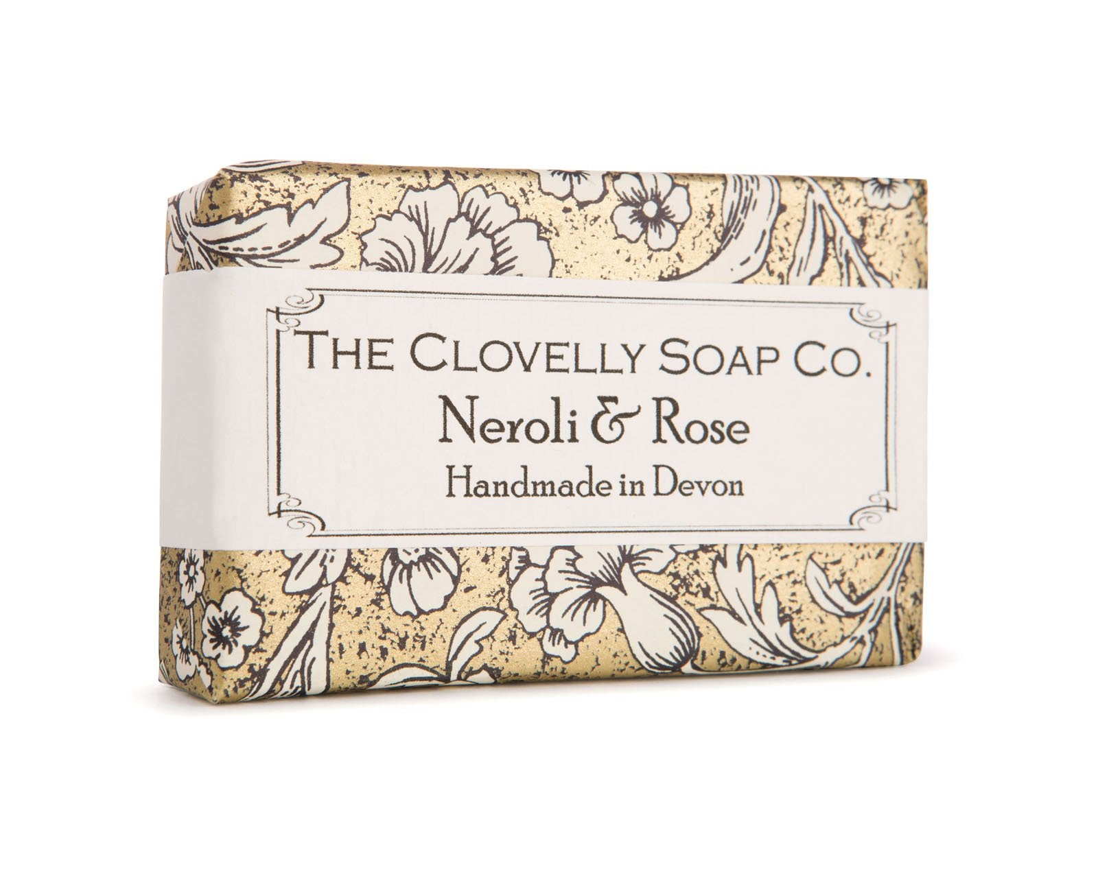 Handmade Neroli & Rose Natural Soap Bar 100g