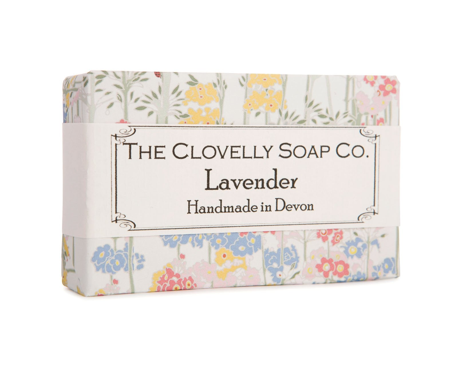 Handmade Lavender Natural Soap Bar 100g